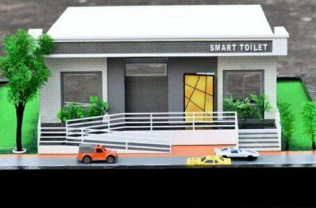 रायपुर में पिंक के बाद 18 जगहों पर बनेंगे स्मार्ट टॉयलेट
